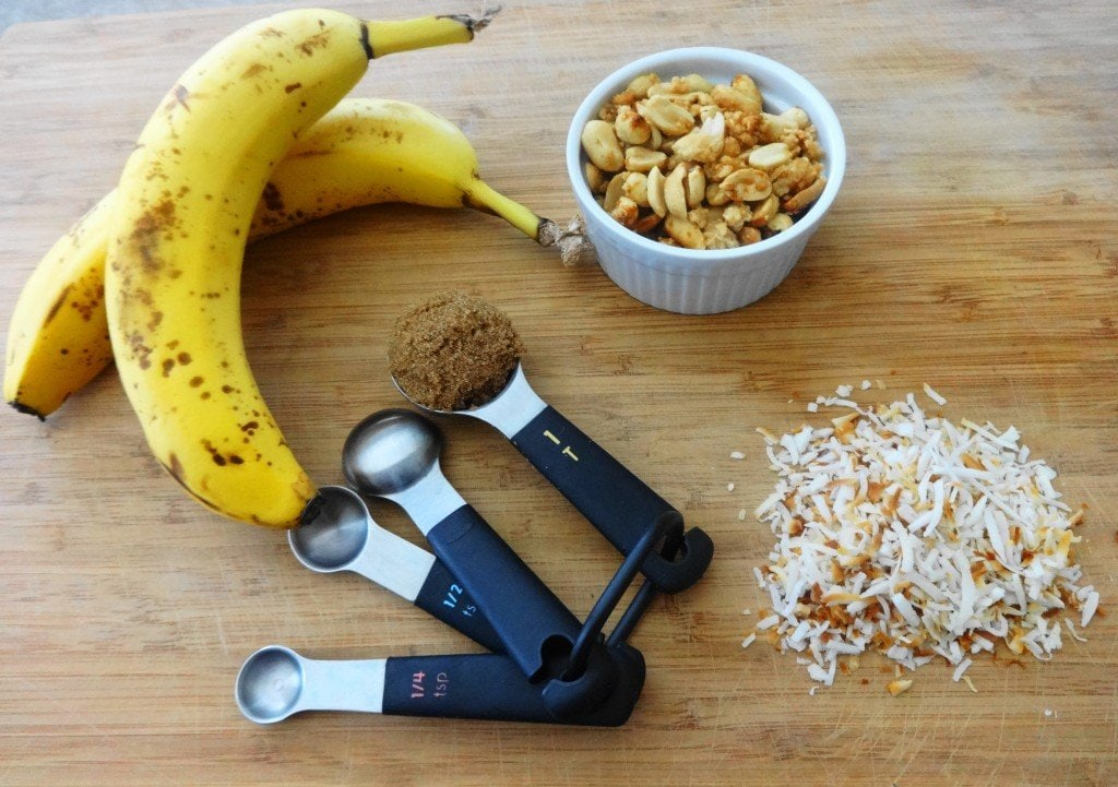 Banana Ice Cream Ingredients