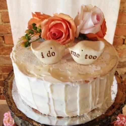 DIY Wedding Desserts