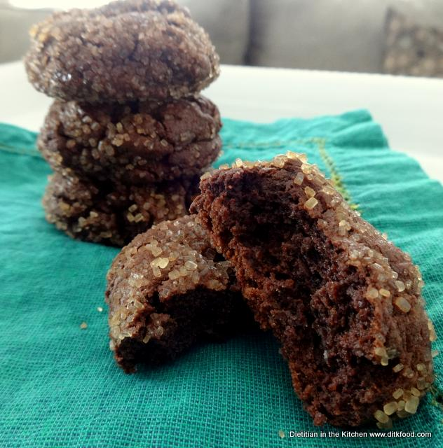 Cinco de Mayo: Mexican Chocolate Cookies