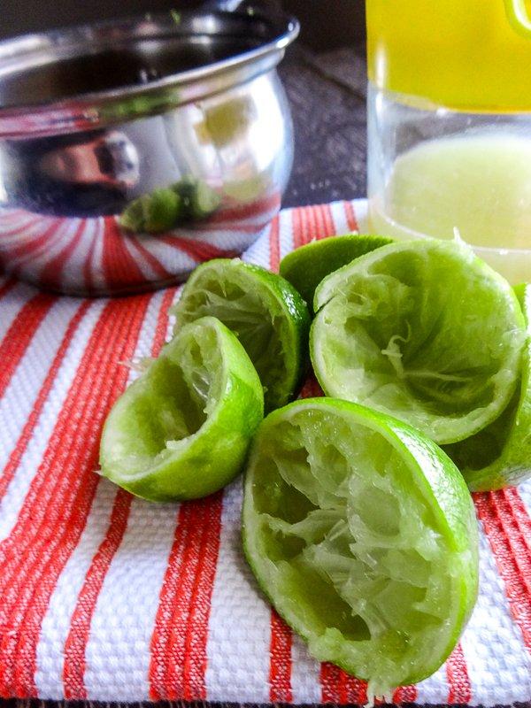 Cucumber Lime Granita