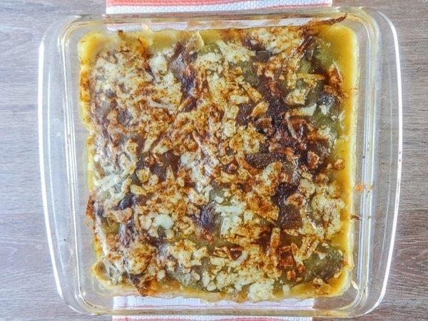 Hatch Chicken Lasagna