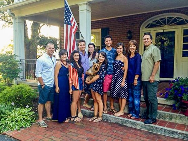 4th of July with my fam in the lovely state of VA!