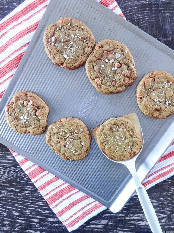 Cookie Butter Butterscotch Cookies - this cookie will rock your socks off! wwww.sweetcayenne.com