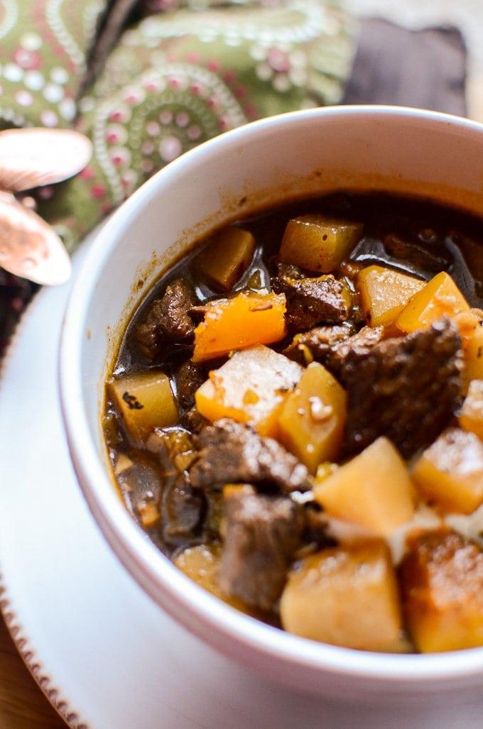 Beef Stew www.sweetcayenne.com