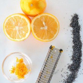 Meyer Lemons and Poppyseeds