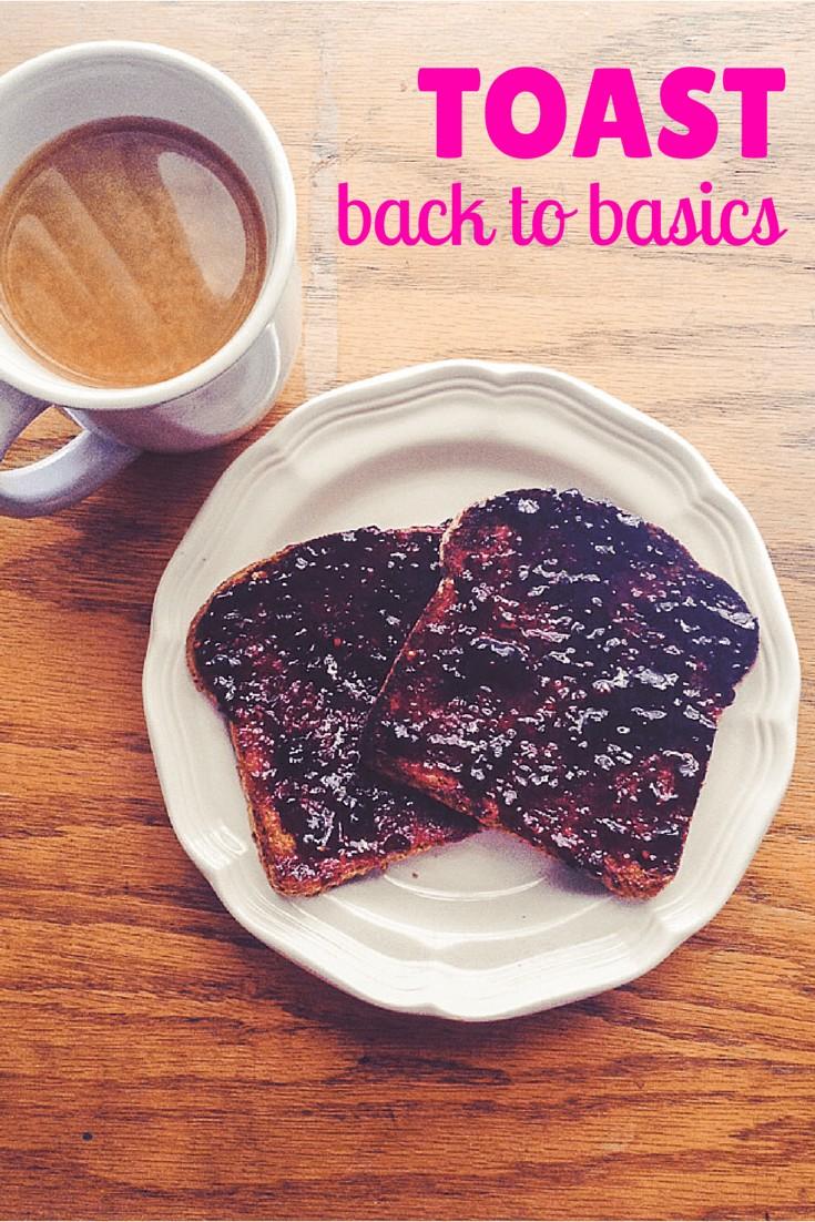 Toast with Jam www.sweetcayenne.com #50shades #toast