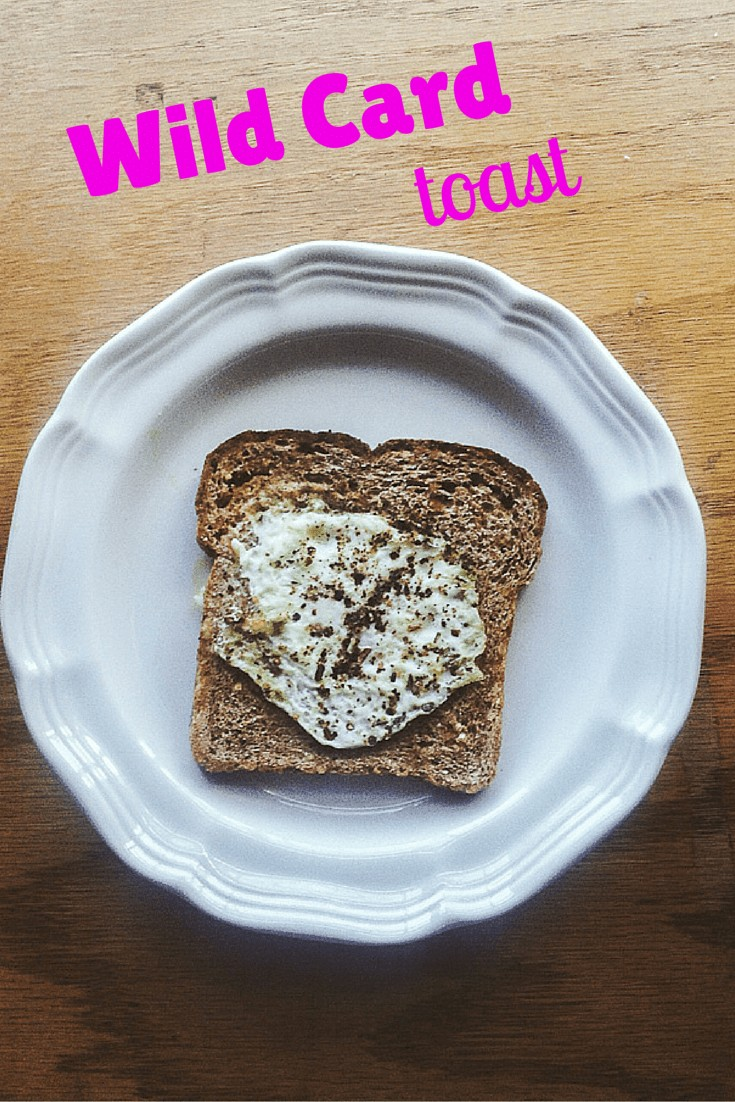 Toad in the Hole Toast www.sweetcayenne.com #50shades #toast