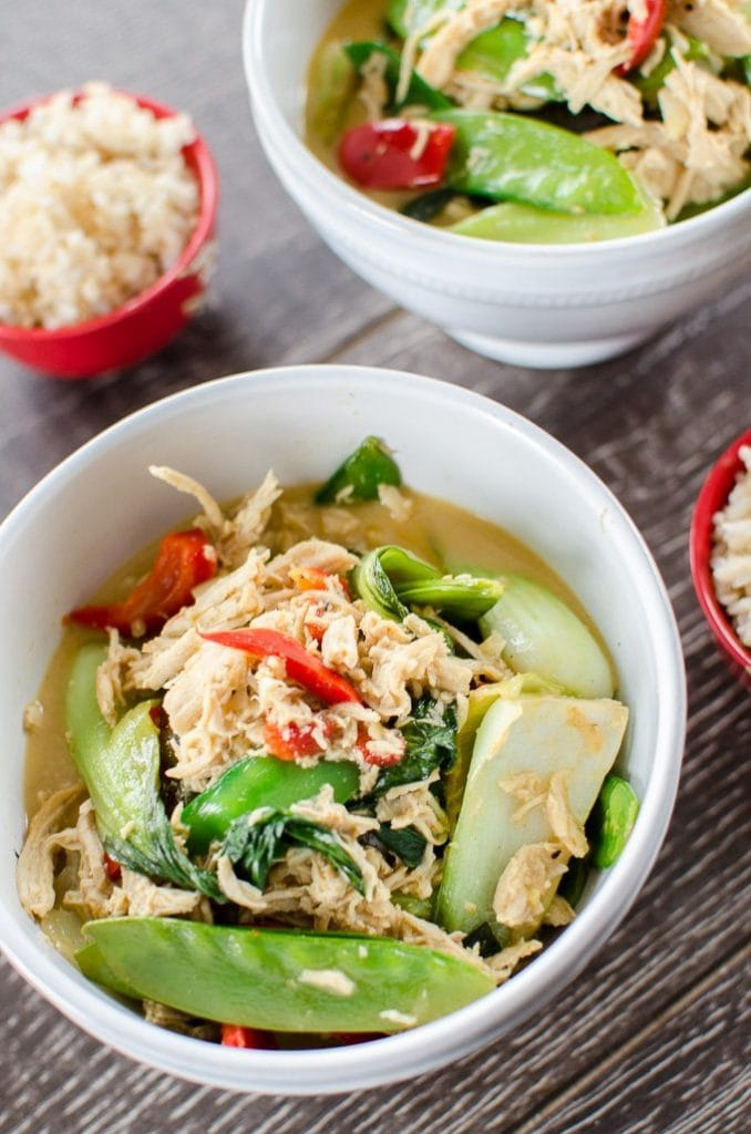 Easy 30-Minute Green Curry