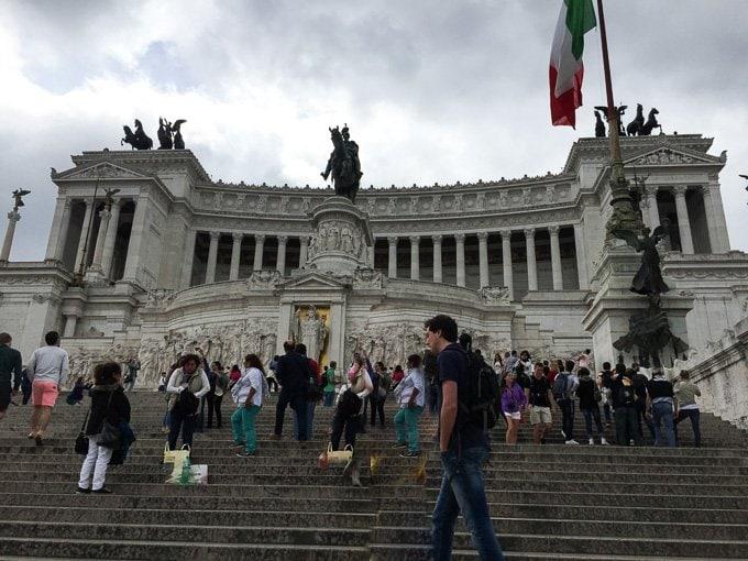 Vittorio Emmanuel II Monument