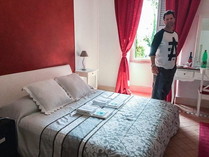 Rome Accomodations