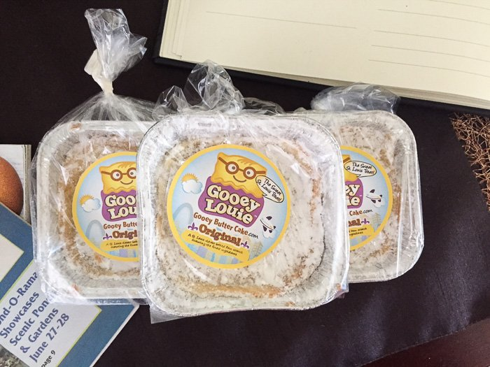 Saint Louis Ooey Gooey Butter Cake