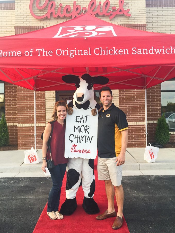 Find out what the healthiest menu options are at Chick-Fil-A