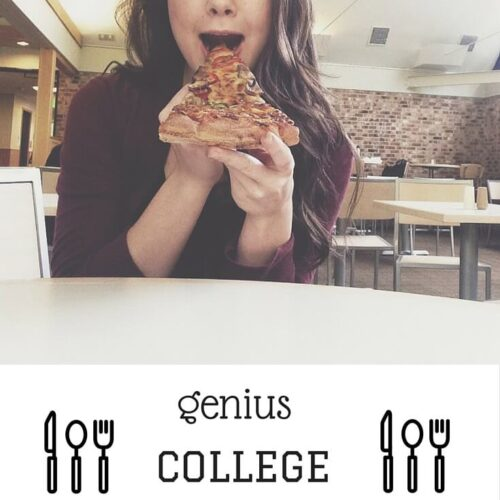 """Tired of the food in the dining hall? Add """"yum"""" factor back to cafeteria dining with these genius food hacks!"""