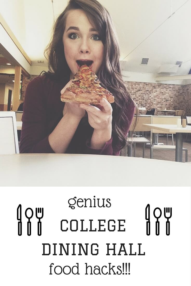 Valory's Genius Food Hacks for the College Dining Hall