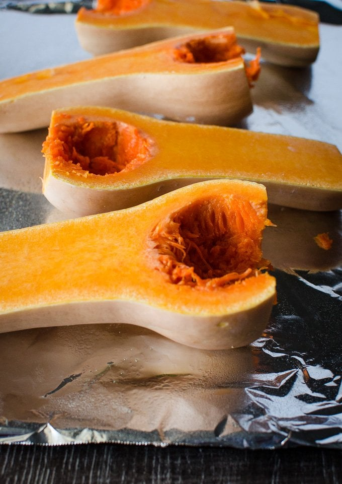 Maple Whipped Butternut Squash is a simple and satisfying side dish that requires minimal prep work but provides lots of flavor and comfort!