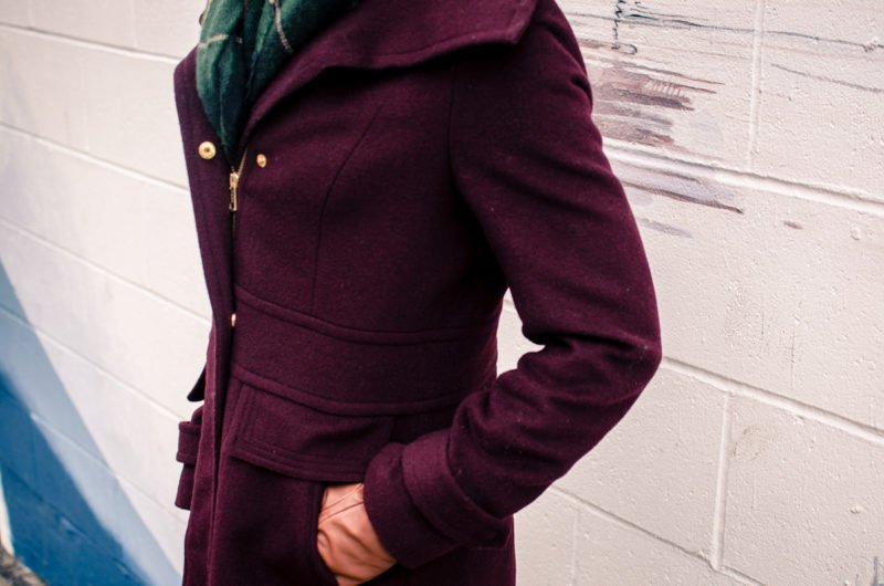 Now is such a great time to buy a winter coat! See this fun look on sweetcayenne.com