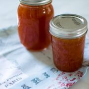 This easy recipe for apricot jam is perfect for beginners who want to try canning for the first time.