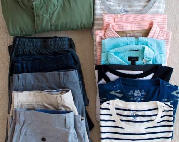 Packing Essentials: 10 Days in Europe During Springtime