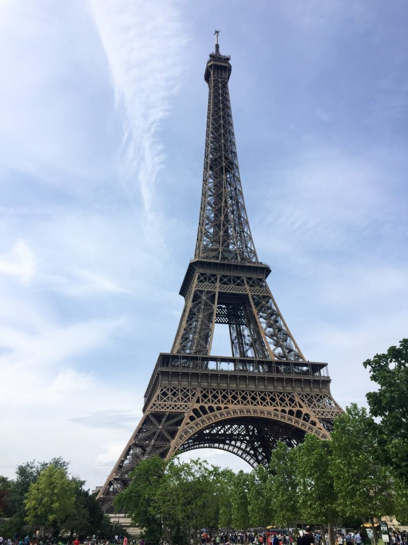 Paris Travel Diary: Part 1