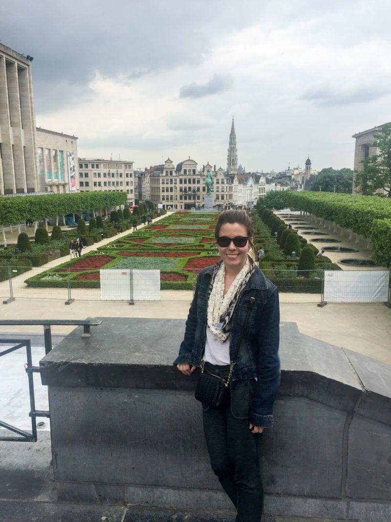 ightseeing in Brussels, Belgium