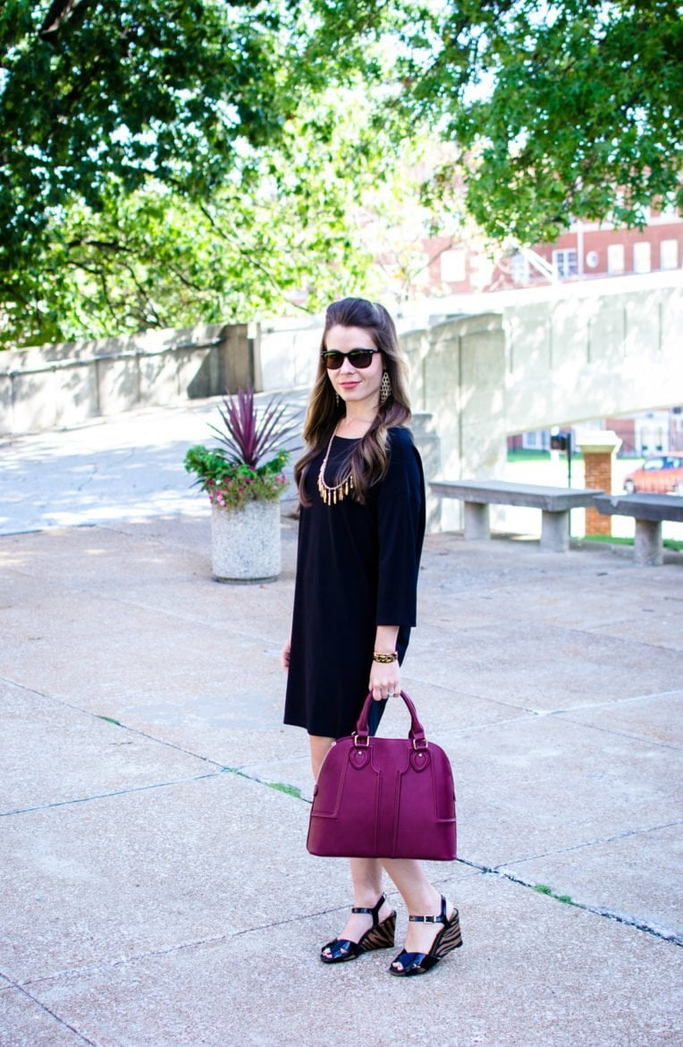 Sweet Chic: The Perfect Little Black Dress for Fall