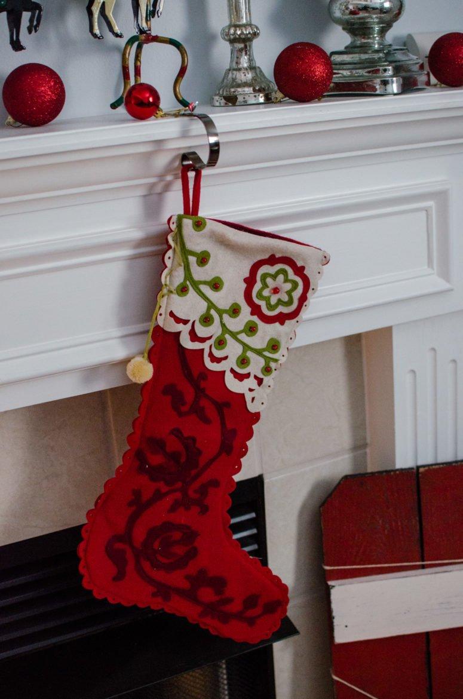 Whitney's stocking