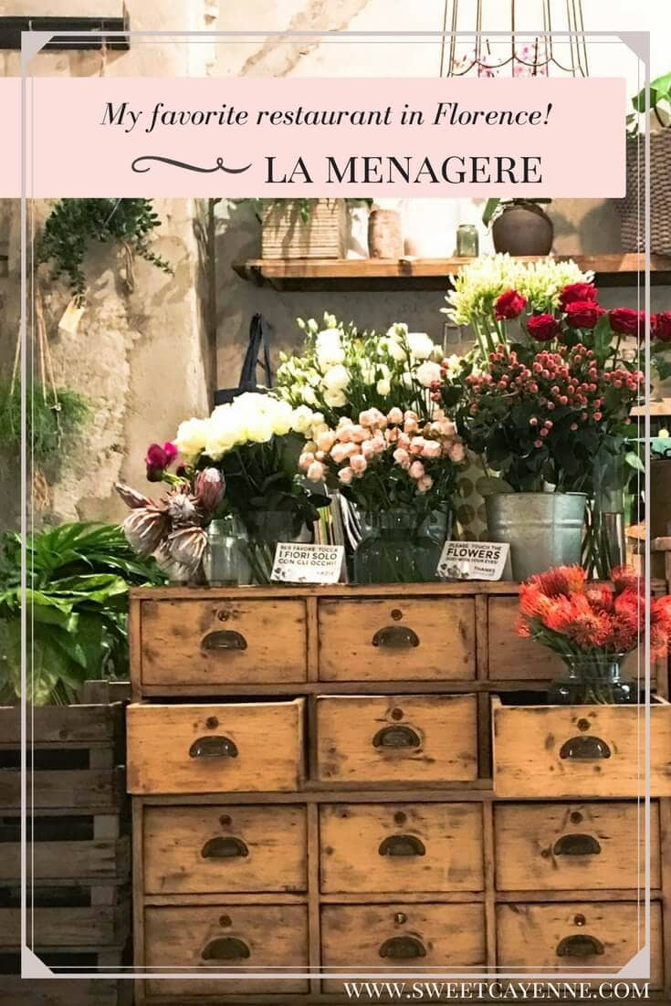 Photo in Le Menagere is whimsical, fun, and elegant - flowers and other items in the location.