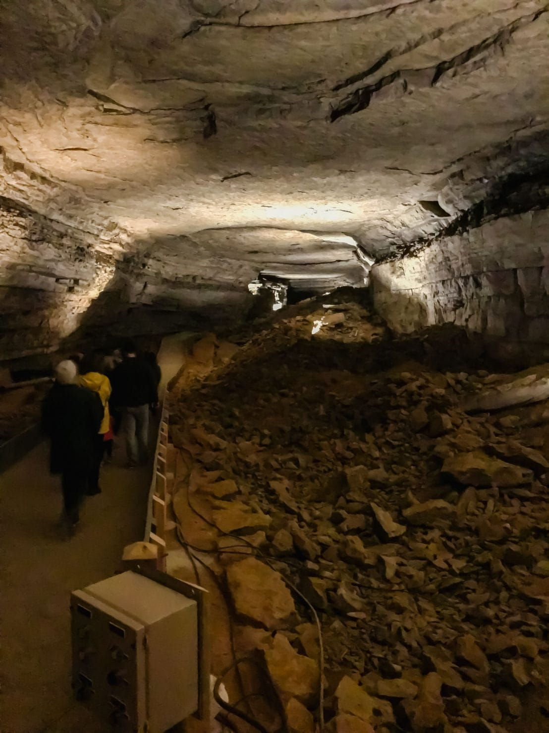 A guide to day trips from Nashville featuring Mammoth Cave National Park in KY.
