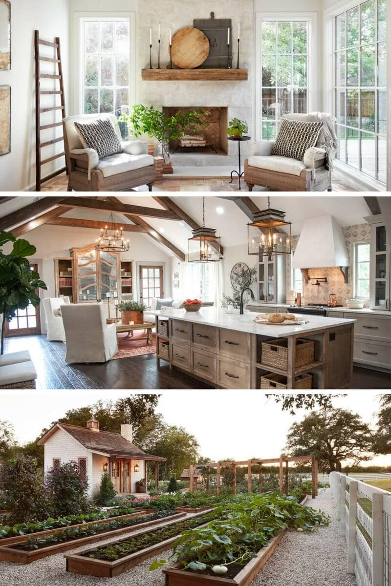 A round-up of my top five favorite episodes from the show Fixer Upper - including the ones with German schmear, rustic Italian style, and French country decor.