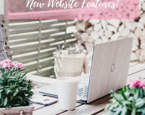 Getting Around My Website – New Features on Sweet Cayenne!